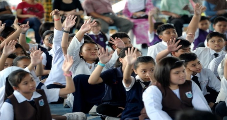 English - remains a pressing issue in Malaysia