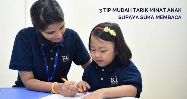 3 Tip Mudah Tarik Minat Anak Supaya Suka Membaca