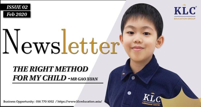 KLC February Newsletter
