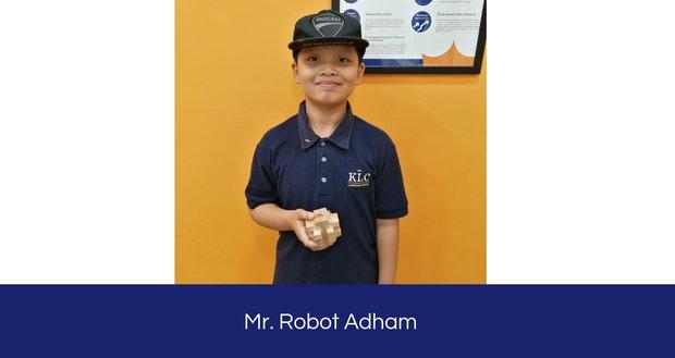 Mister Robot Adham
