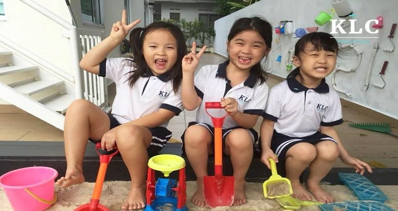Sand Play Since Kids Helps To Stimulates Brain