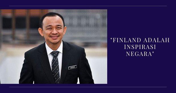 Malaysia Jadikan Finland Sebagai Inspirasi