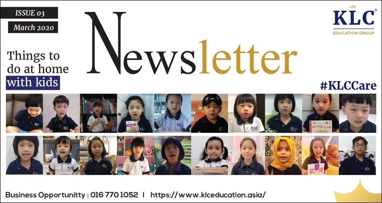KLC March News Letter,