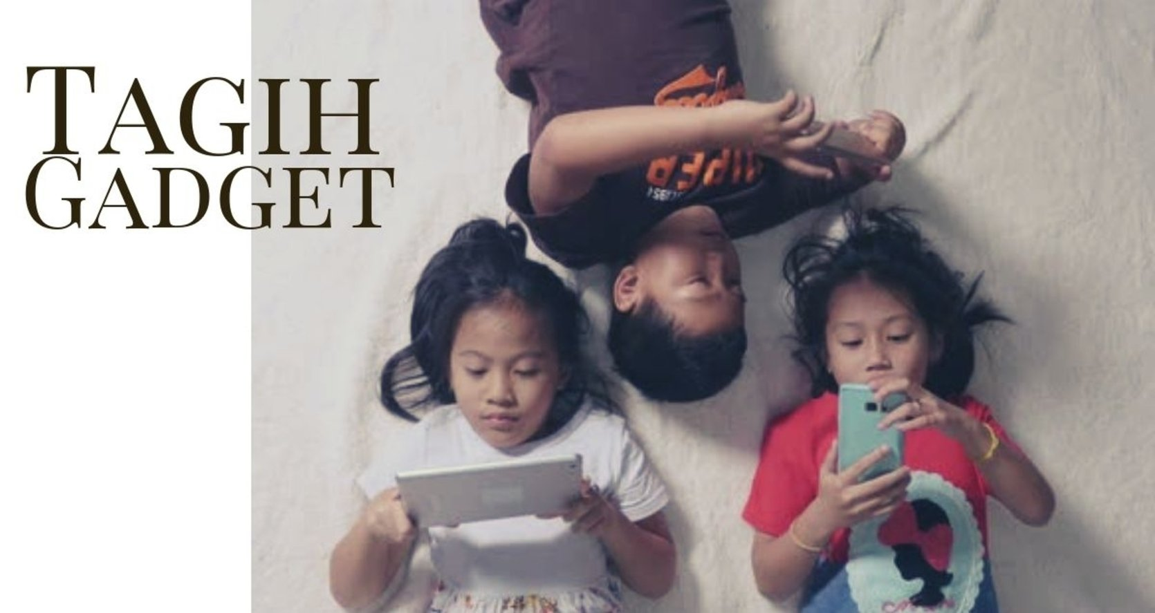 Effects If Your Child Addicted To Gadget