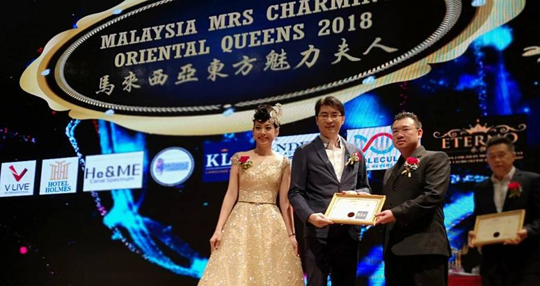 Malaysia Mrs Charming Oriental Queen